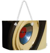 Dodge Tire Weekender Tote Bag