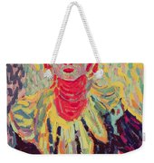 Dodo Or Isabella With A Ruffed Collar Weekender Tote Bag