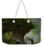 Dodos In The Forest Weekender Tote Bag