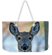 Doe A Deer Weekender Tote Bag