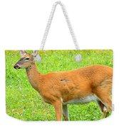 Doe A Deer Weekender Tote Bag