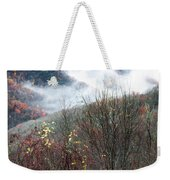 Doe On Autumn Ridge Weekender Tote Bag