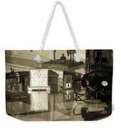 Does Anybody Really Know What Time It Is Weekender Tote Bag