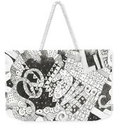 Does It Come With Instructions Weekender Tote Bag
