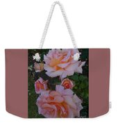 Does Roses Has Thorns Or Does Thorns Has Roses Weekender Tote Bag