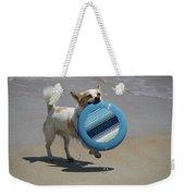 Dog Beach Bliss Weekender Tote Bag
