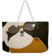 Dog Boss Weekender Tote Bag