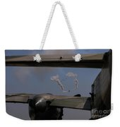 Dog Fight Unique View Weekender Tote Bag