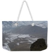 Dog Lake From Mt Clemons Weekender Tote Bag