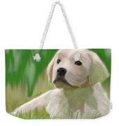 Doggie Seems Sad Weekender Tote Bag