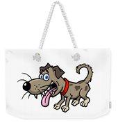 Doggy Weekender Tote Bag