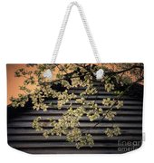 Dogwood Cabin, Smoky Mountains, Tennessee Weekender Tote Bag