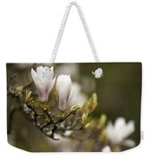 Dogwood Gathering Weekender Tote Bag