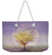 Dogwood In The Lavender Mist Weekender Tote Bag
