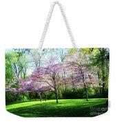 Dogwood Spring Weekender Tote Bag