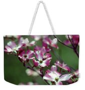 Dogwood Tree Weekender Tote Bag