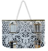 Doily House Weekender Tote Bag