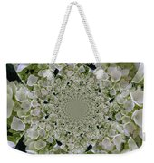 Doily Of Flowers Weekender Tote Bag