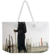 Doing The Calculations Weekender Tote Bag