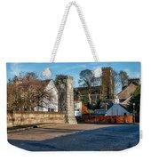 Dollar Town In Scotland Weekender Tote Bag