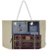 Doll's Trunk Weekender Tote Bag