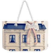 Dolly And Her House Weekender Tote Bag