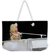 Dolly At The Pianao Weekender Tote Bag