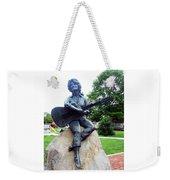 Dolly Pardon Statue 2 Weekender Tote Bag