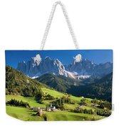 Dolomites, Italy #3 Weekender Tote Bag