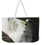 Dolphin Fountain 2 Weekender Tote Bag