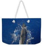 Dolphin Weekender Tote Bag