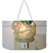 Dolphin Night Light Weekender Tote Bag