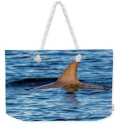 Dolphin Sighting Weekender Tote Bag