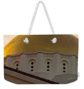 Dome And Cross At St Sophia Weekender Tote Bag