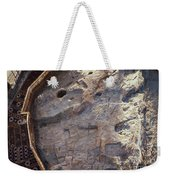 Dome Of The Rock: Moriah Weekender Tote Bag