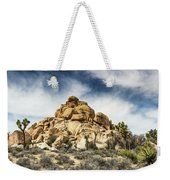 Dome Rock - Joshua Tree National Park Weekender Tote Bag