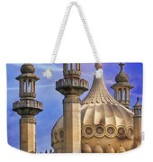 Domes In The Sunset Weekender Tote Bag