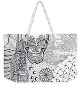 Domestic Violence Class Weekender Tote Bag