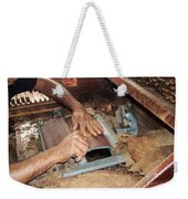 Dominican Cigars Made By Hand Weekender Tote Bag