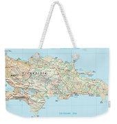 Dominican Republic 2 Weekender Tote Bag