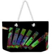 Domino Effect Weekender Tote Bag