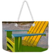 Don Cesar And Beach Chair Weekender Tote Bag