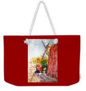 Don Quixote In San Juan Weekender Tote Bag