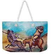Don Quixote  Weekender Tote Bag