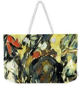 Don Quixote, View From The Back Weekender Tote Bag