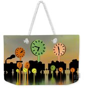 Don't Hurry Weekender Tote Bag