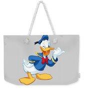 Donald Duck Weekender Tote Bag