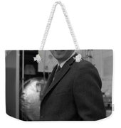 Donald Glaser, American Physicist Weekender Tote Bag