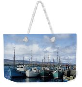 Donegal Fishing Port Weekender Tote Bag