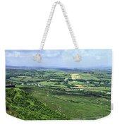 Donegal Patchwork Farmland Weekender Tote Bag